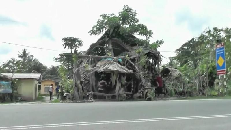maison étonnante malaisie