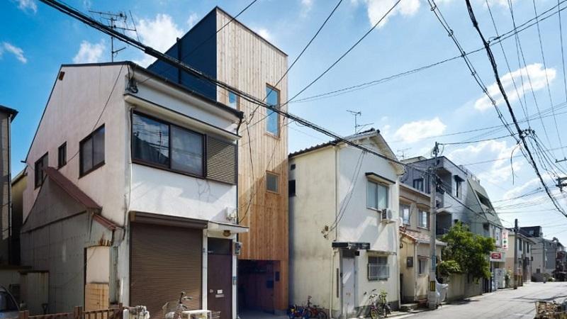 maison 2,5 m japon