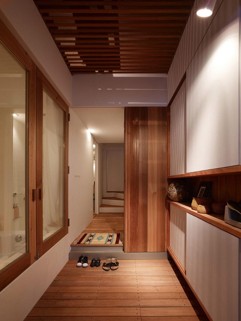 Interieur Maison Japonaise Traditionnelle une maison de 2,5 mètres de large au japon