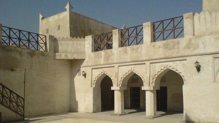 Maison traditionnelle bahreïnite