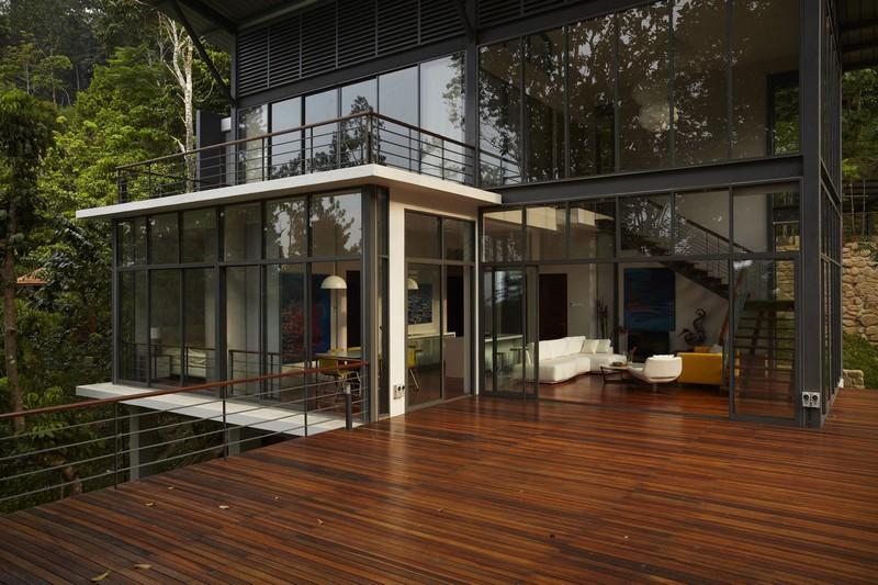 maison architecte malaisie
