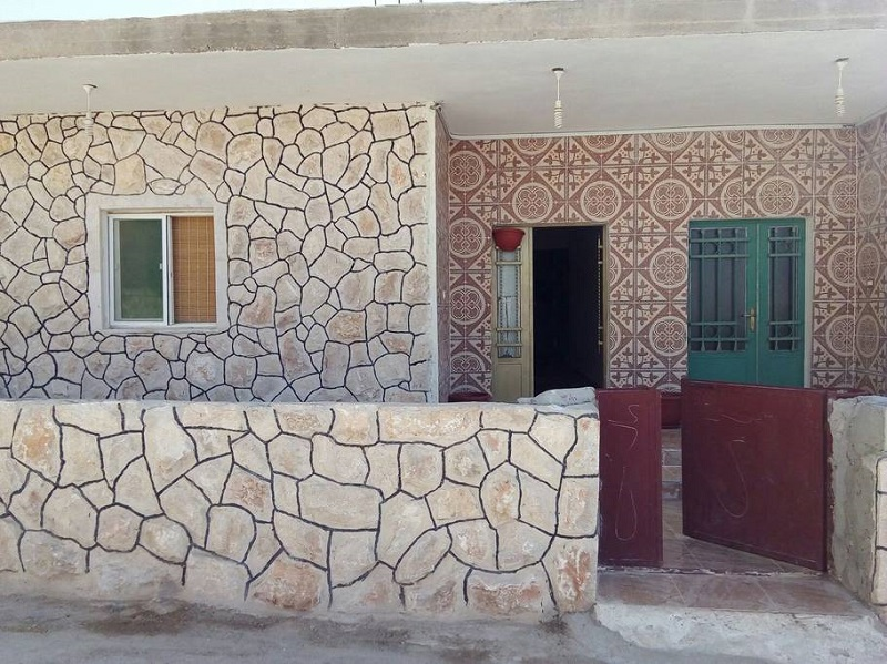 maison bédouine