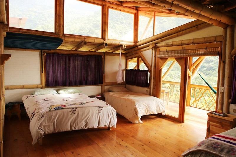 maison bambou guatemala
