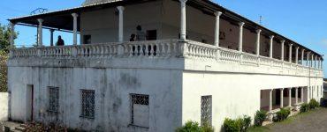 maison coloniale comores