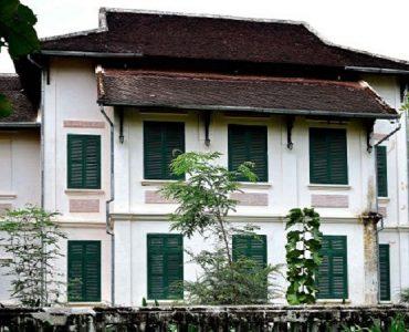 maison coloniale ile de khong
