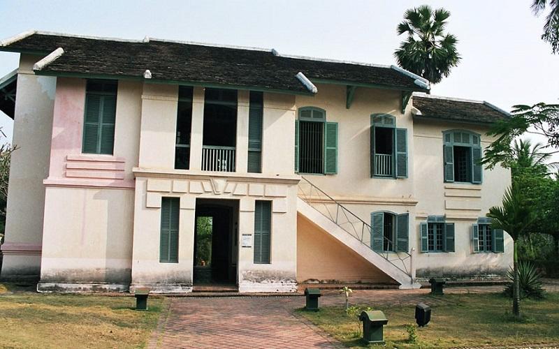 maison coloniale luang prabang