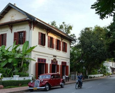 maison coloniale luang prabang