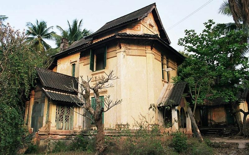 Les maisons coloniales de luang prabang for Maison traditionnelle laos
