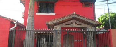 maison colorée asuncion