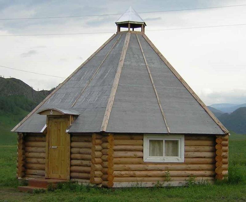 maison d'été mongolie