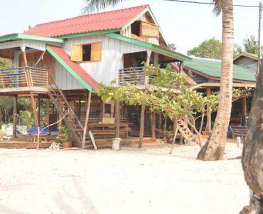 maison de plage cambodge