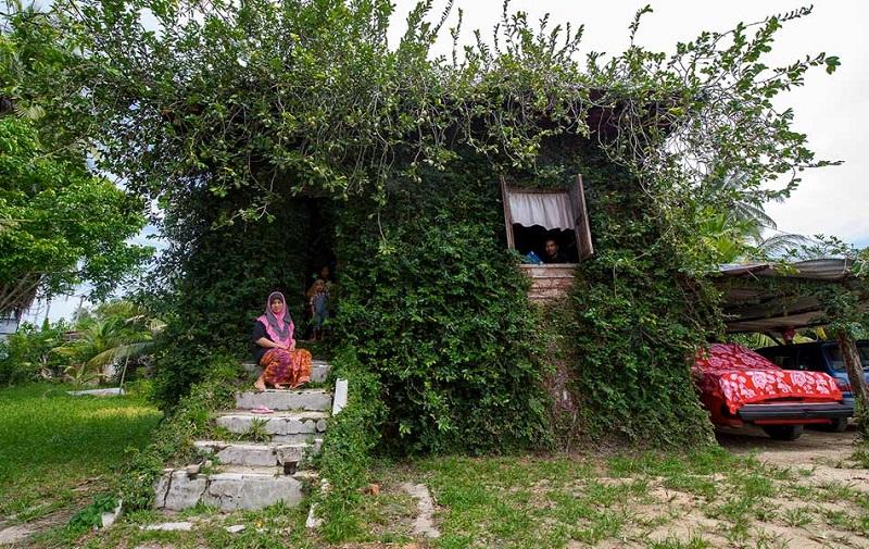 maison hobbit malaisie