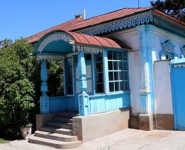 maison traditionnelle karakol