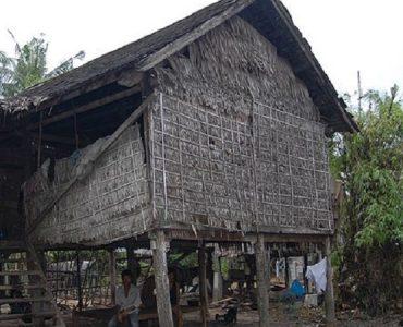 maison khmer rurale
