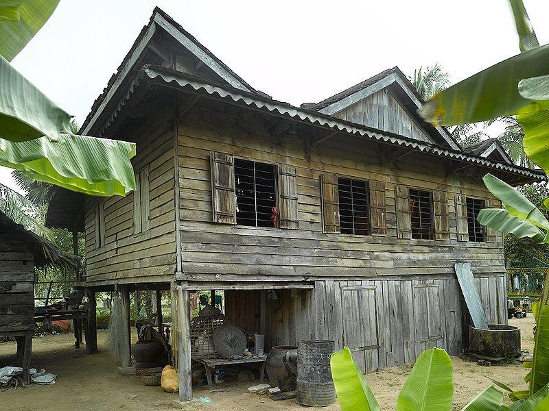 Portes Des Maisons Modernes : Les maisons khmers rurales modernes