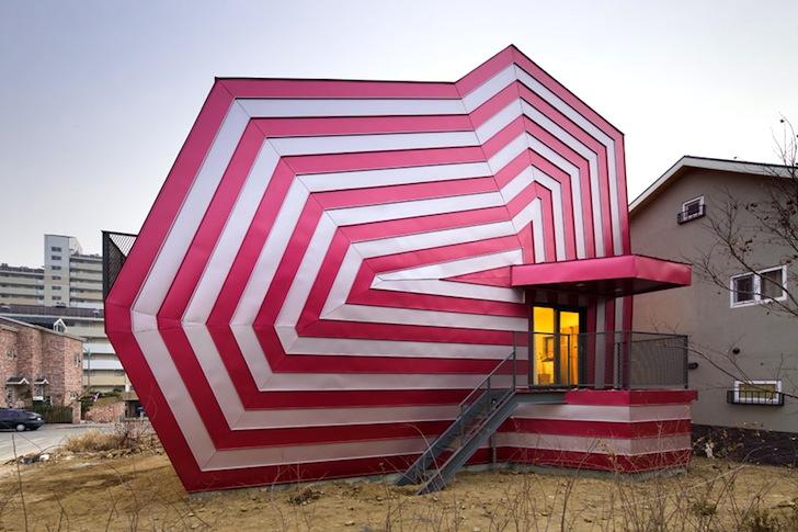 maison lollipop corée