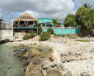 maison plage curaçao