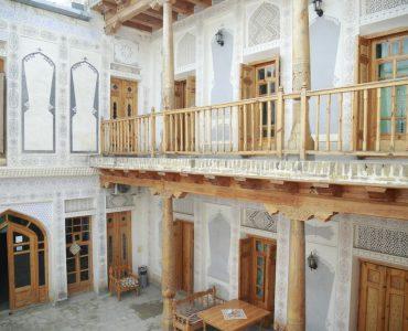 maison traditionnelle boukhara