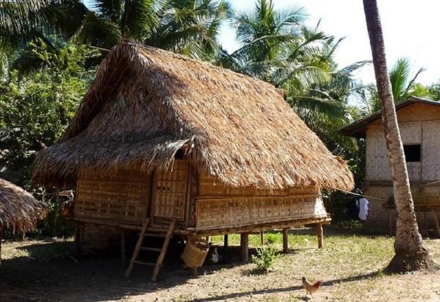 Les maisons traditionnelles du peuple hmong for Maison traditionnelle laos