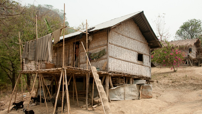 maison khasi