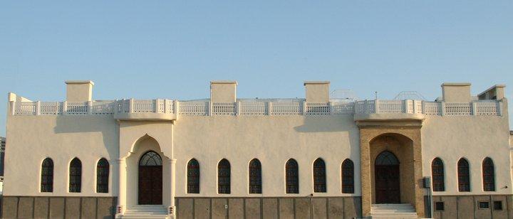 maison traditionnelle koweit
