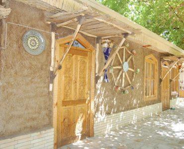 maison traditionnelle ouzbeque