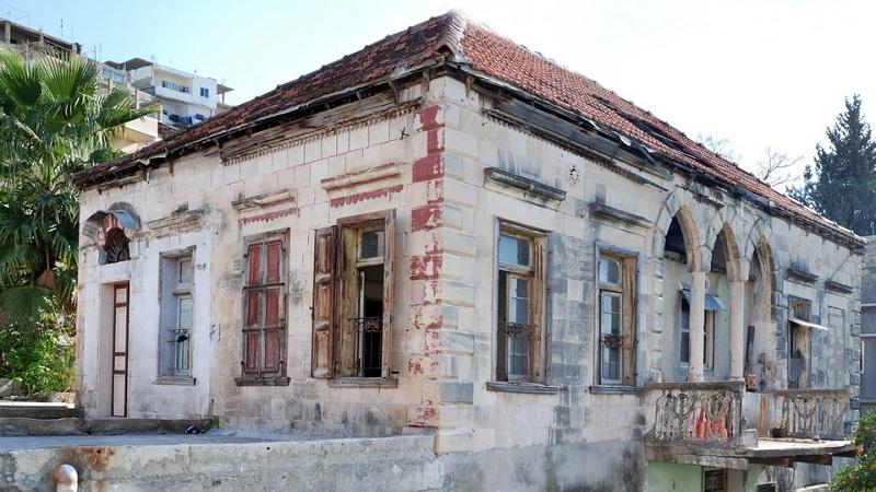 Les maisons traditionnelles libanaises for Maison prefabriquee liban