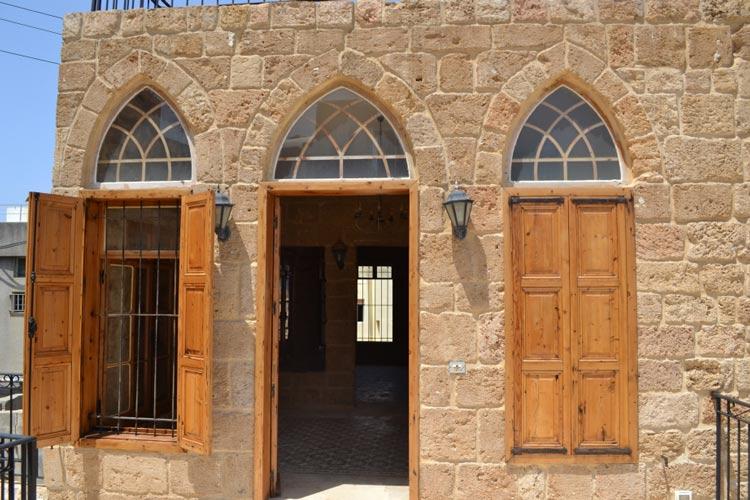 Les maisons au liban for Maison prefabriquee liban