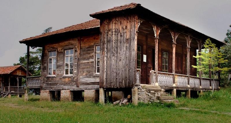 maison oda géorgie