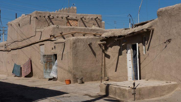 maisons traditionnelles ouzbekistan