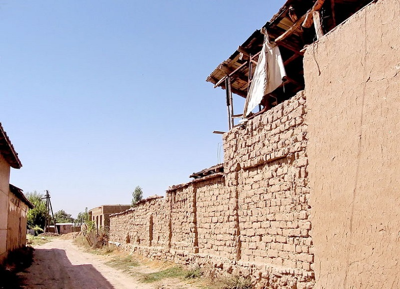 maison traditionnelle ouzbekistan