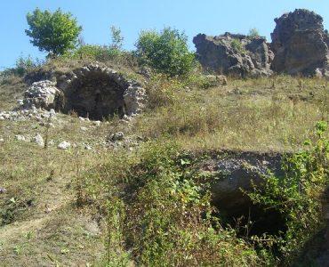 maisons troglodytes de Goris
