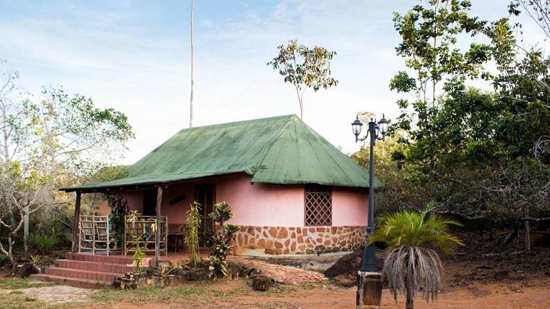 superbe case gran sabana