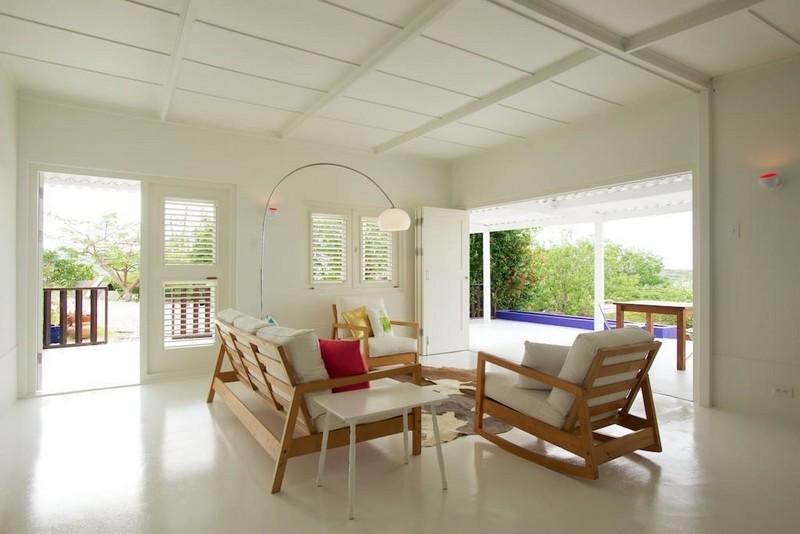 superbe villa willemstad