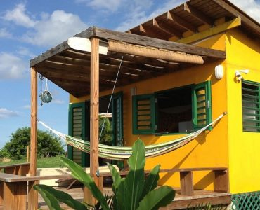 tiny house jaune isabela