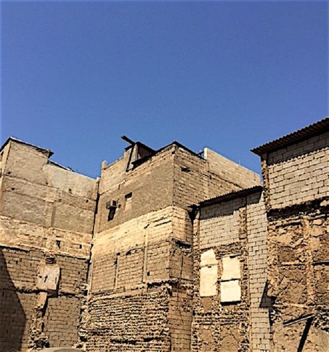 vieille maison manama