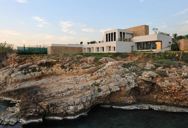 villa luxe liban