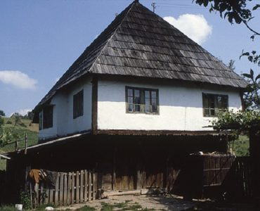 maison traditionnelle bosniaque