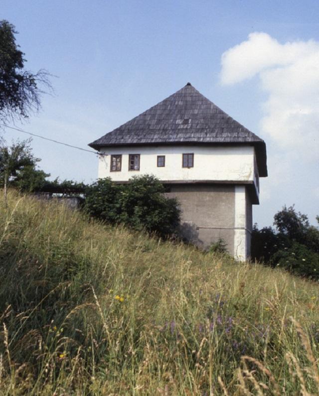 maison traditionnelle bosniaque