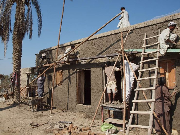 Earth Home Project Pakistan