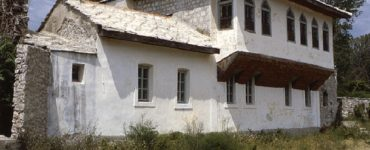 Maison traditionnelle Bosnie