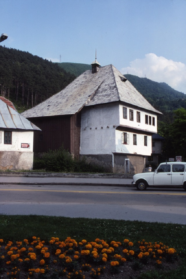 maison traditionnelle jajce