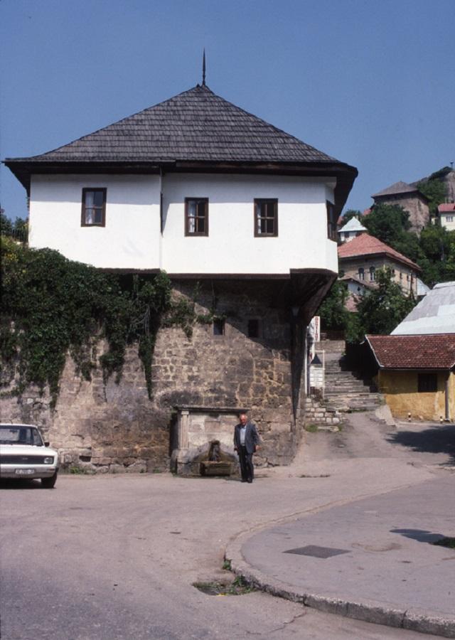 Maisons traditionnelles Jajce