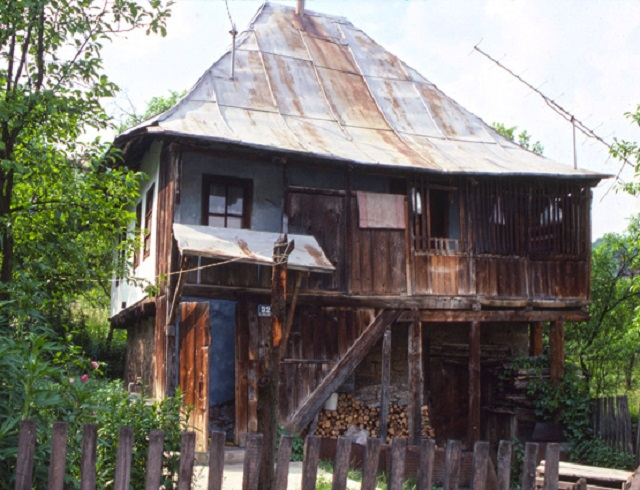 maison traditionnelle bosnie
