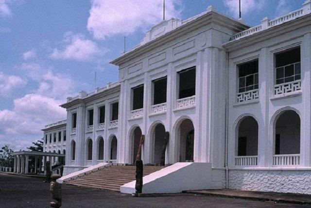 ancien palais présidentiel yaoundé