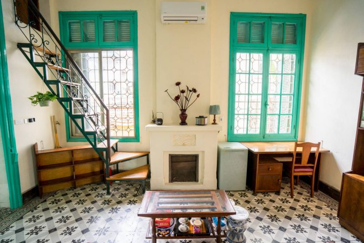 appartement colonial hanoi