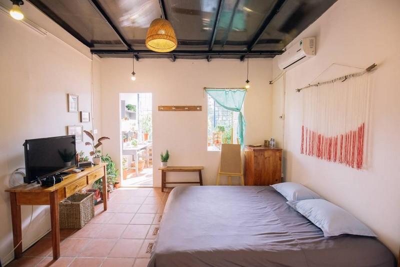 appartement toit hanoi