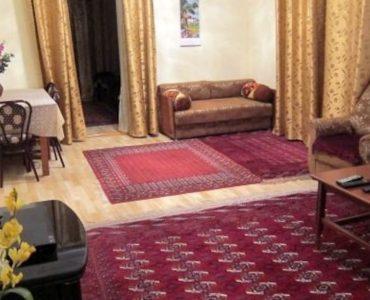 appartement turkmène