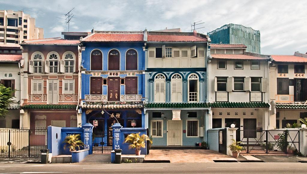 baba house singapour