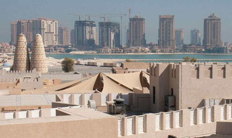 B timents traditionnels du qatar for Maison du monde qatar